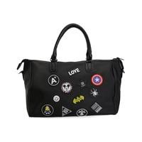Gym Waterproof Bag Fashion multi standard handbags men and women fitness Sport Yoga letter bag Luggage Bags Hide Backpack sac