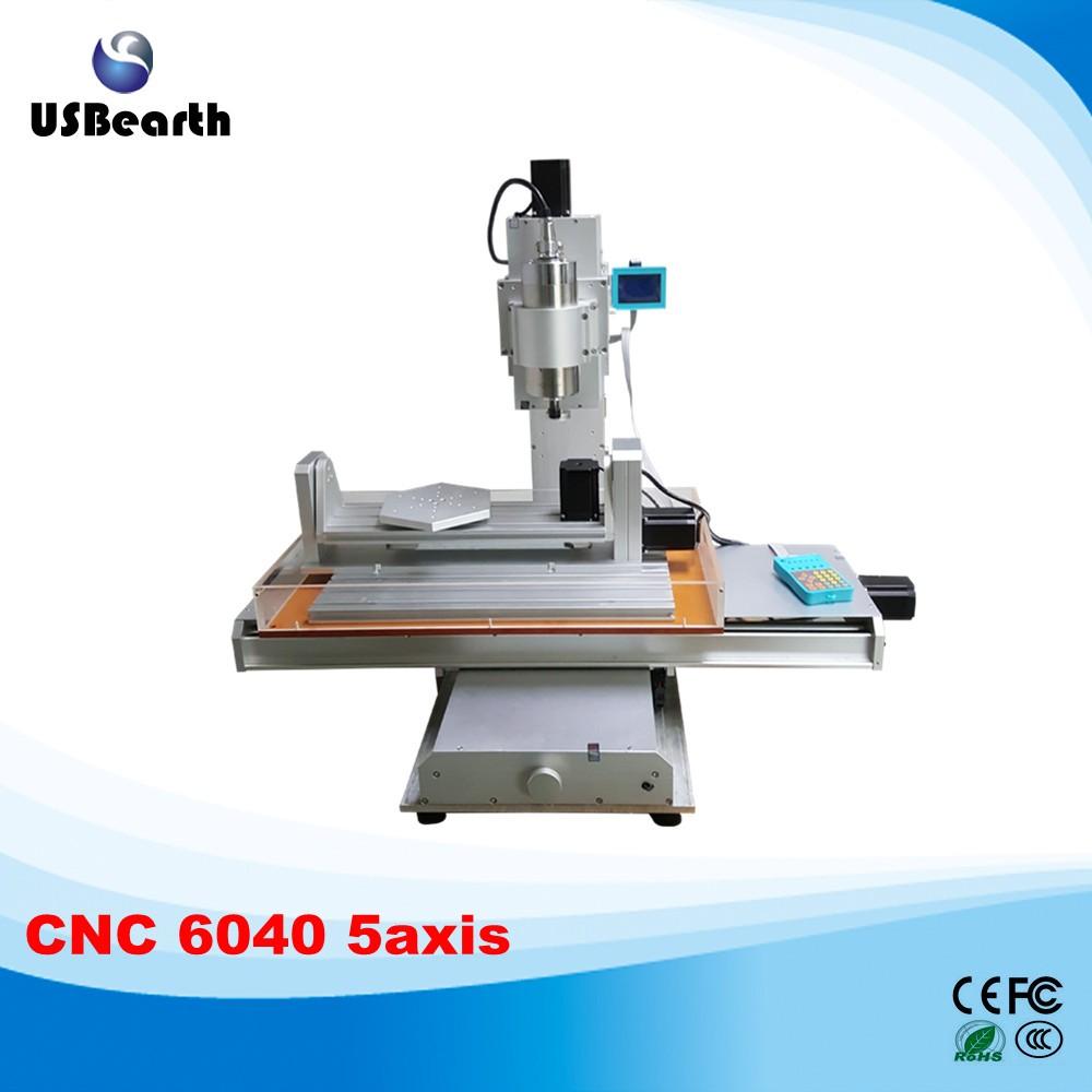 CNC 6040 5axis-2