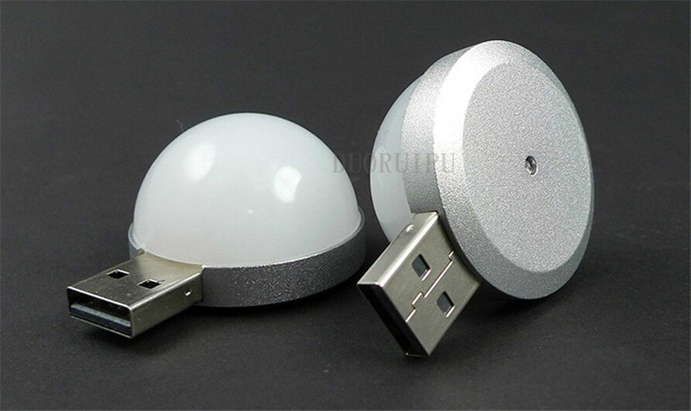 10pcs 1.75W keyboard USB night light Mobile Power reading LED lamp Camp Pure&warm white convenience energy saving free shipping
