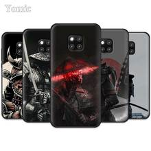 Samurai Black Case for Huawei M