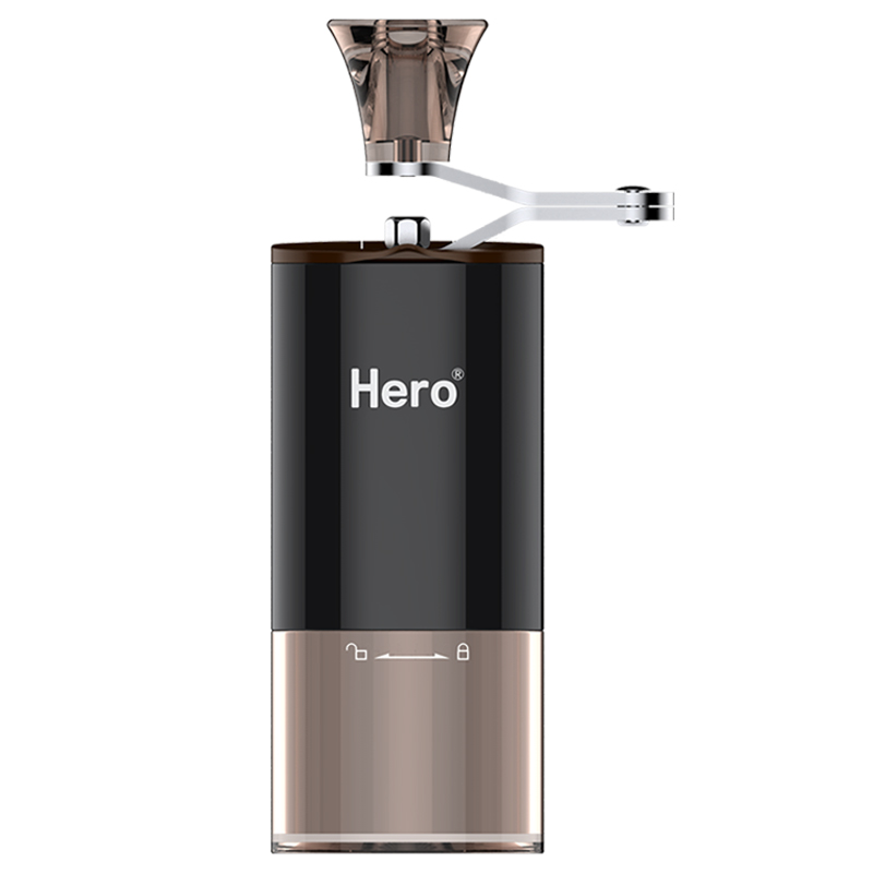 Coffee Grinder Espresso Hero Grinder Hand Coffee Machine Home Grinder Mini Hand Grinder Ceramic Grinding Core WashableCoffee Grinder Espresso Hero Grinder Hand Coffee Machine Home Grinder Mini Hand Grinder Ceramic Grinding Core Washable