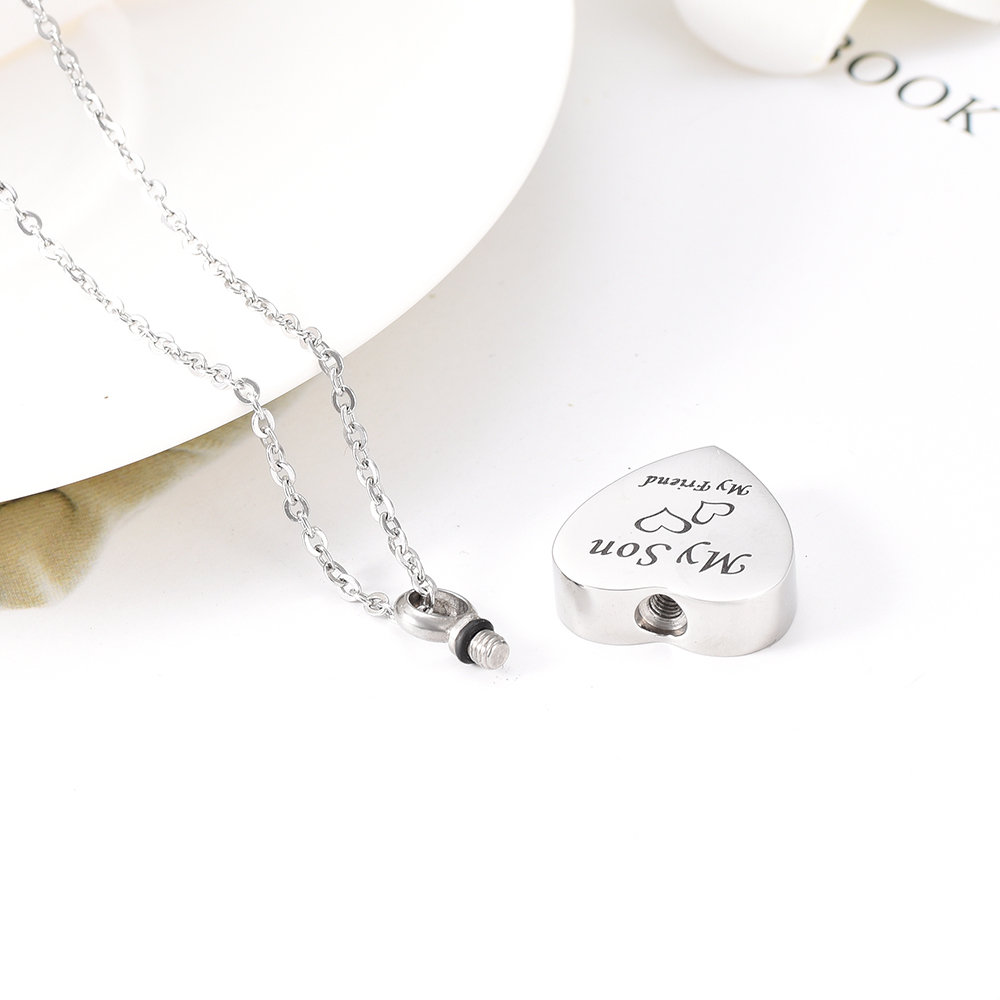 necklace pendants lockets friend sterling friendship silver best