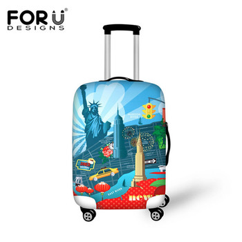 forudesigns-new-york-style-protective-luggage-cover-for-18-30-inch-travel-trolley-elastic-waterproof-suitcase-dust-rain-cover
