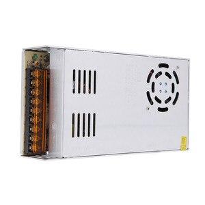 Image 4 - Led alimentazione elettrica di commutazione dc 5 v 60a 300 w trasformatore 110 v 220 v ac input per led display luce