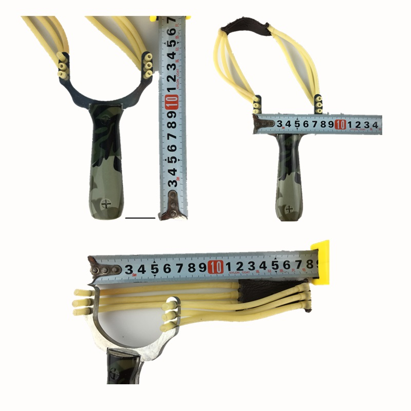 Powerful Aluminium Alloy Slingshot Crossbow  5