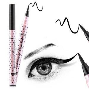 Подводка для глаз, 5 разных стилей, можно выбрать 1, стойкая подводка для глаз, подводка-карандаш водостойкая неразмазывающаяся, жидкая косметика для макияжа