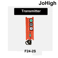 High Quality Electric Hoist Wireless Industrial Remote Control Transmitter F21 2S