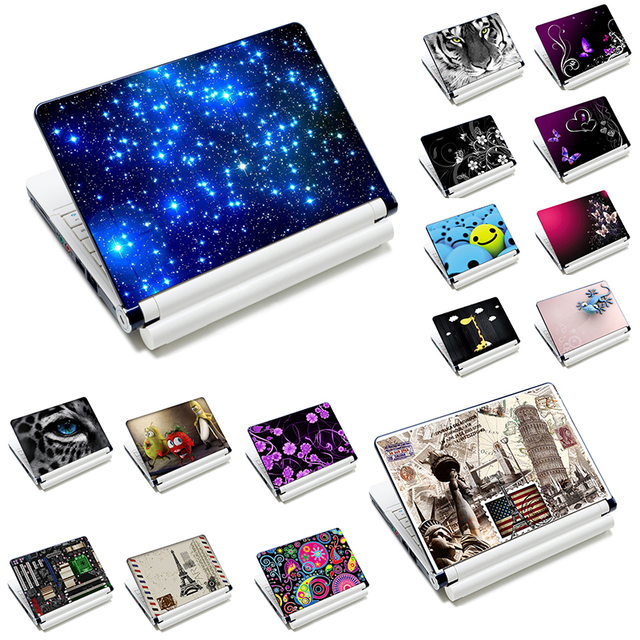 Pvc 15 15 4 15 6 Inch Prints Laptop Skins Sticker Cover Decal