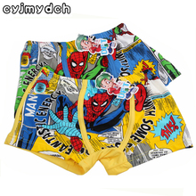 Cyjmydch 5pcs/lot Boys Underwear Teenage Girls Underwear For Girls Child Panties Baby Panties kids Briefs Boys Boxers Briefs