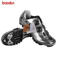 Sidebike Neue Carbon MTB Bike Schuhe Auto-lock Ultraleichtfahrradhelm Schuhe Mountainbike Sportlich Reiten Schuhe Zapatillas Ciclismo