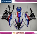 ABS Plastic Motorcycle Fairing Replacement For BMW S1000RR 2015 2016 Motogo Injection Full Bodywork Kit