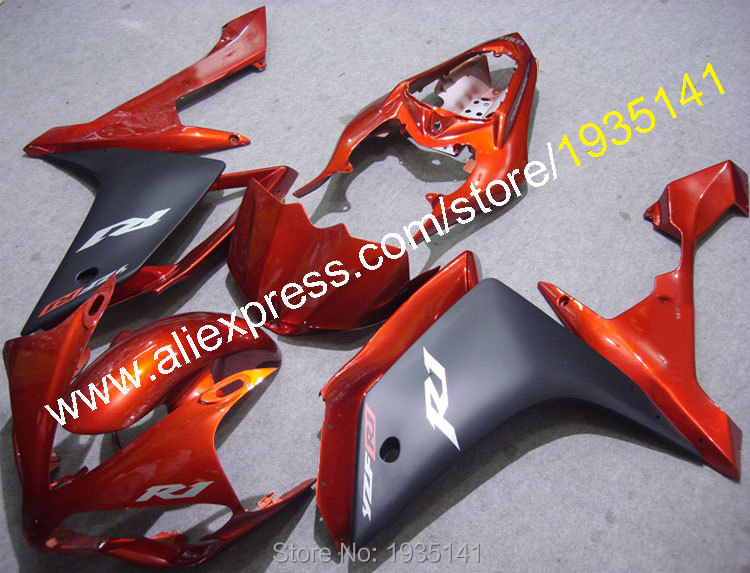 Hot Sales,Low price motorcycle cowling kit For Yamaha YZF R1 2007 2008 YZF-R1 07 08 YZF1000 bodywork fairing (Injection molding)