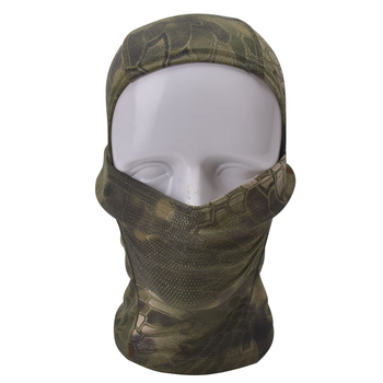 Multicam CP Camouflage Balaclava Full Face Mask Cycling Hunting Tactical Airsoft Cap 8