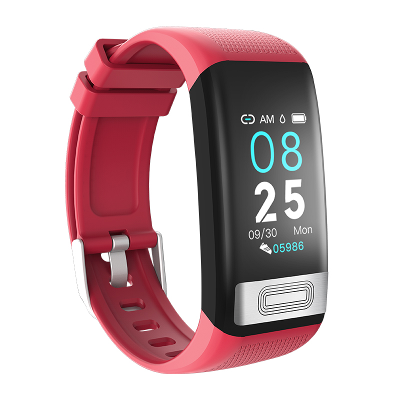 Tezer C20S esporte banda inteligente Sono Saúde À Prova D' Água Monitor de rastreador de fitness смарт браслет para Homens Mulheres pulseira Relógio