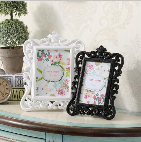 Fine 20pcs/lot Baroque photo frame wedding Party Favor Gifts place ...
