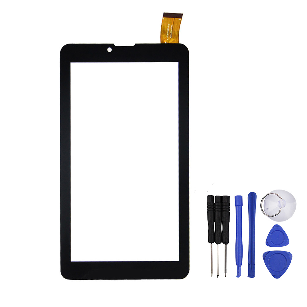 7 inch Touch Screen for  Optima 7.77 3G TT7078MG DX0070-070A Apply to Oysters T72X 3G Tablet Digitizer Glass Sensor a 9 inch touch screen czy62696b fpc dh 0901a1 fpc03 2 dh 0902a1 fpc03 02 vtc5090a05 gt90bh8016 hxs ydt1143 a1 mf 289 090f