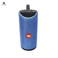лучшая цена Bluetooth Speakers Portable Outdoor Bt Speaker Wireless Mini Stereo Bass Sound Subwoofer Tf Card And Usb Disk Loudspeaker Tg113