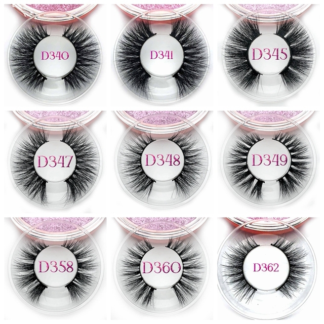 US $3 09 38% OFF|Wholesale Mink strip lashes Premium soft cotton band 3D  mink eye lashes with custom eyelash packaging-in False Eyelashes from  Beauty