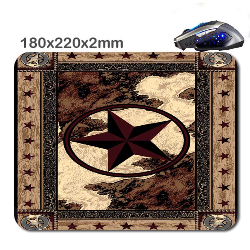 Texas Star Area Rugs 180X220X2cm Gaming Mouse Pad Gaming Mouse Mat E Sport  Fashion Antiskid