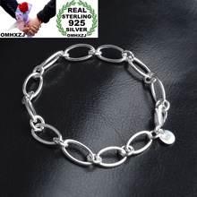 Женский браслет omhxzj вечерние браслеты из стерлингового серебра