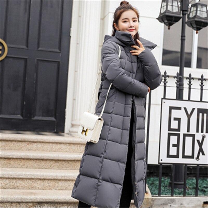 ... Mujer Et D hiver Windprood Épais No long Femmes Parka Plus La Fur Des À 602830e2cb7