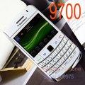 Оригинальный Blackberry Bold 9700 Мобильный Телефон 5MP 3 Г WI-FI Bluetooth Gps-qwerty клавиатура и Один год гарантии