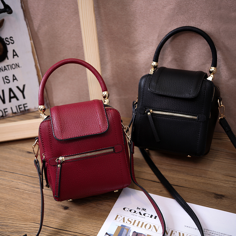 New Arrival PU Leather Handbag Fashion Shoulder Bag Lady Leisure Messenger Bag Brand Women Messenger Bag for Wome Bags