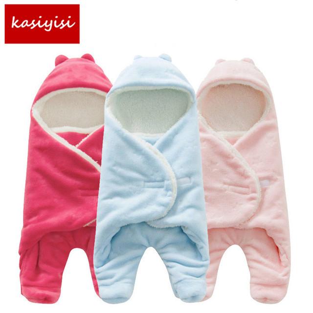 Venda 1 peças/lote Novo padrão Do Bebê cobertores Espessamento e espessamento Manter quente Coral fleece cobertores do bebê sólida aTRQ1165