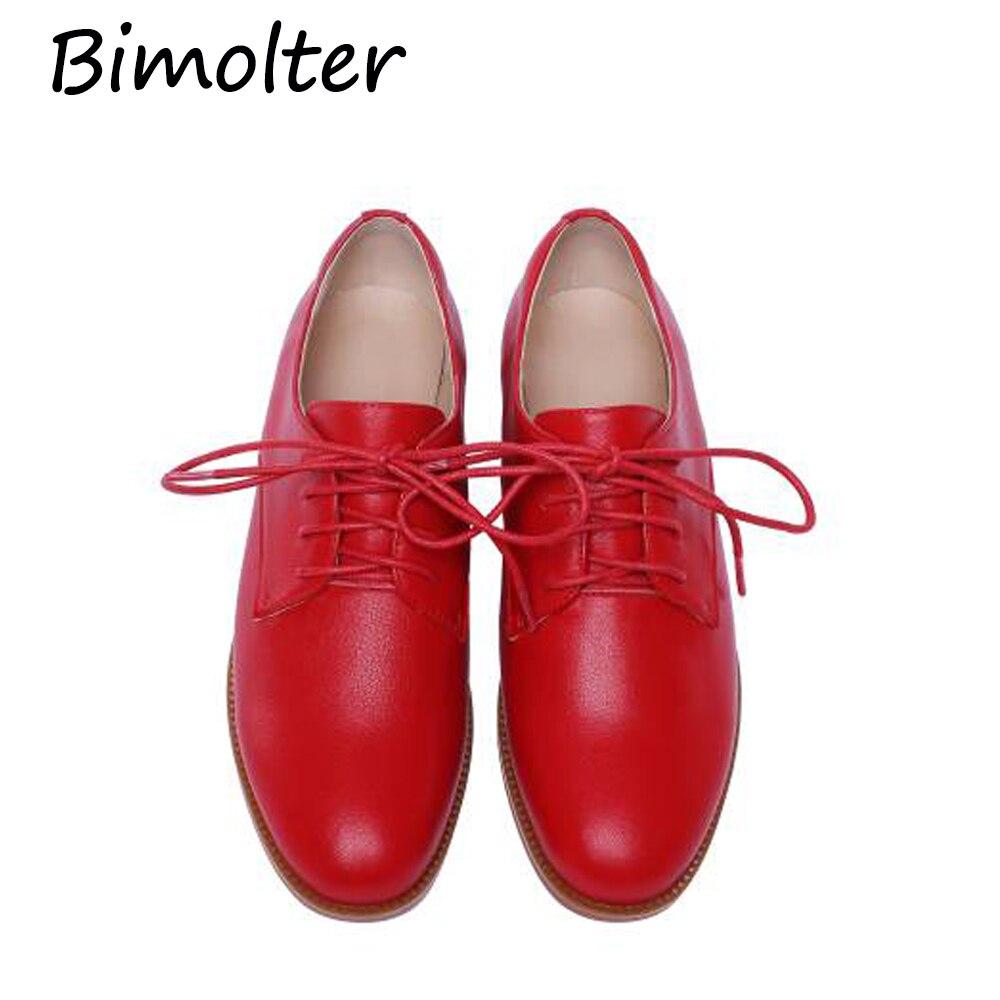 a2804cc3 Cómodos Con rojo Bimolter Rojos Na025 Cordones Casuales Moda Mujer  Mocasines Para Beige Zapatos Genuino Zapatillas ...