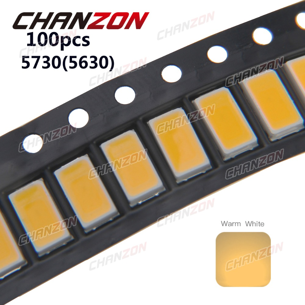 Diodes 100pcs 5050 Smd Led Chip Yellow Ultra Bright 60ma Dc 2v Surface Mount Beads Light Emitting Diode Led Lamp Electronics Components Clear And Distinctive