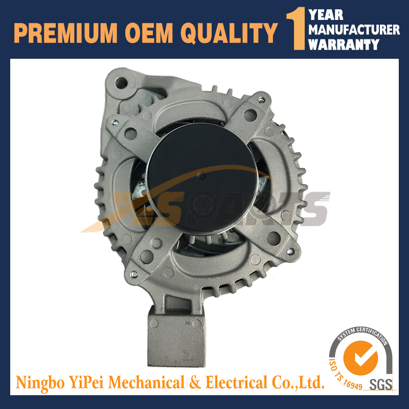 New Alternator for 2.4 2.4L 2.5 2.5L C70 S40 V50 Volvo 05 06 2005 2006 VND0399