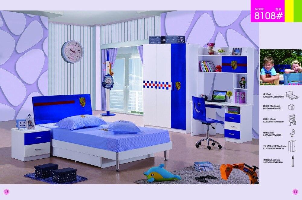 2018 Mobili Bambini Kids Table And Chair Enfant Loft Bed Set Wood Kindergarten Furniture Camas Lit Enfants Childrens Bunk Beds
