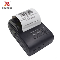 USB Portable Thermal Receipt Printer Android Mini Ticket Printers Wireless 58mm Mobile Thermal Label Printer Impressora