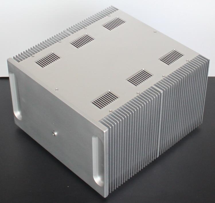 Com Aluminium My Chin Lai : Wa full aluminum amplifier chassis pure stage