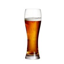 Набор из 2, 21 унции, бессвинцовые хрустальные пивные бокалы ручной работы, пивные бокалы для семейного бара, вечерние бокалы, большая емкость 640 мл