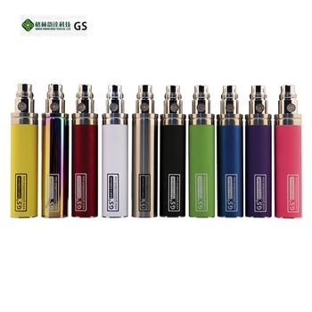 Greensound nueva capacidad 2200 mAh ego 1 semana batería para ego II ego cigarrillo electrónico/510 Hilos (1 ego 1 semana II)