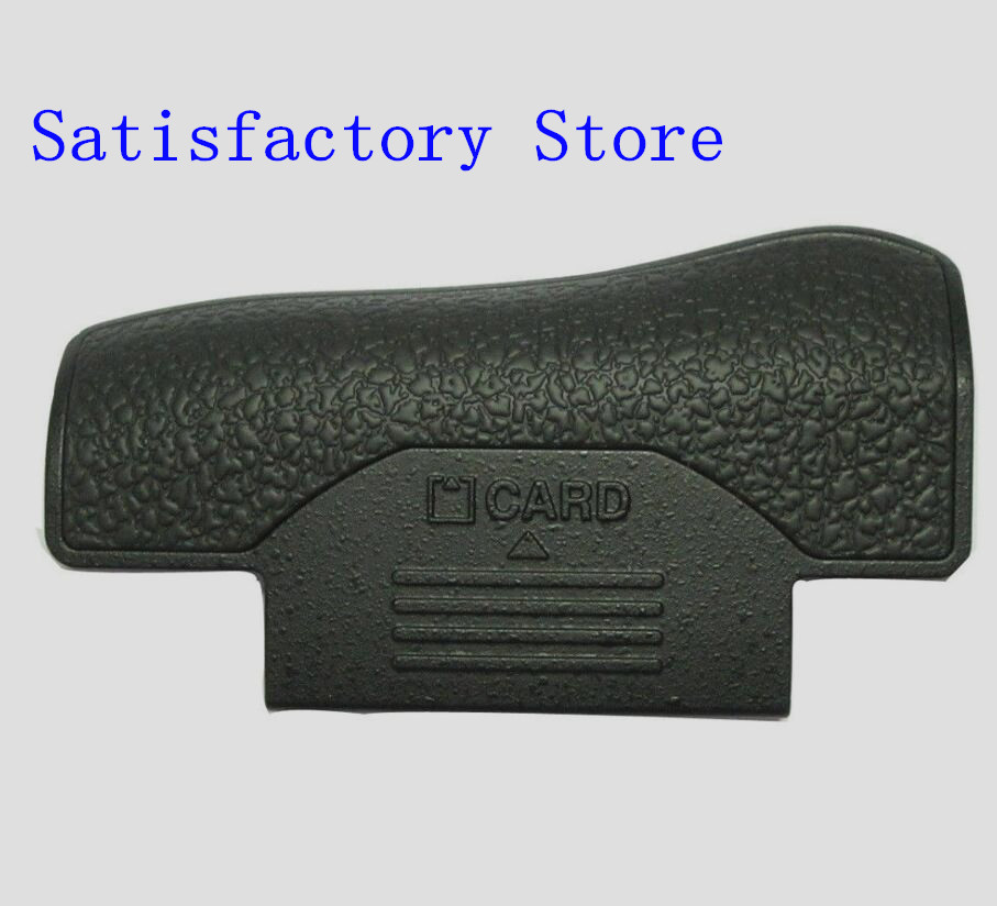 New SD CF Memory Card Chamber Door Cover Rubber Lid Shell For Nikon D810 Camera Part