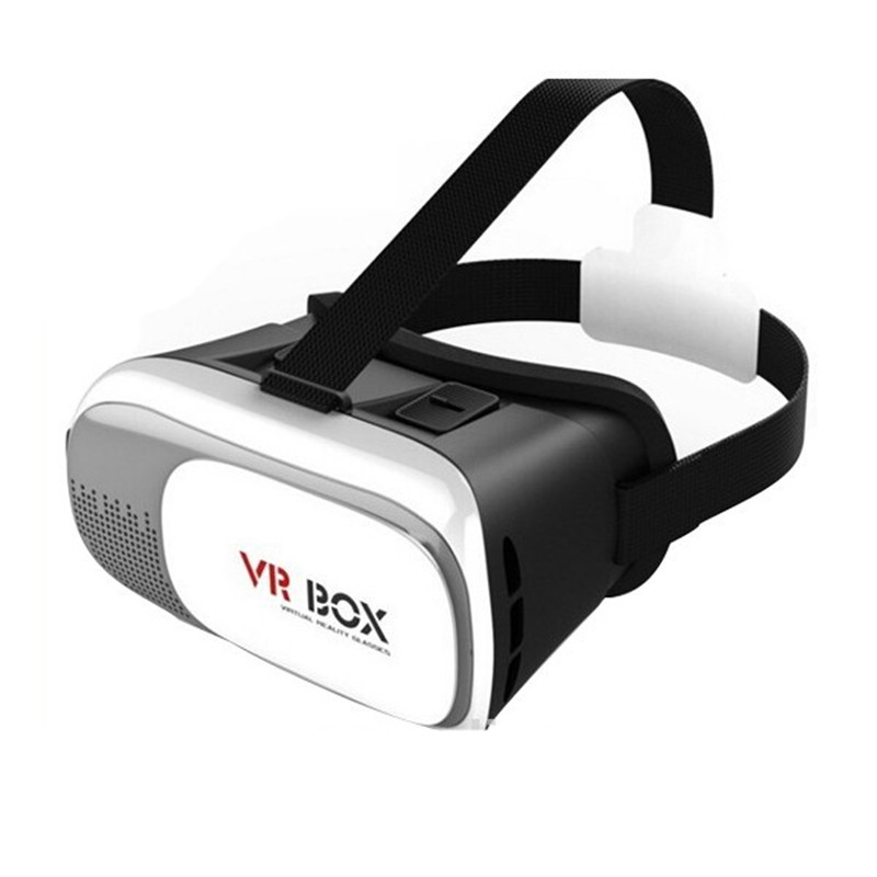 2017 Perfect Quality Stable Virtual Reality 3D VR BOX 3D Glasses VR Headset For 3.5 to 6inch Android and Ios Mobile Phone