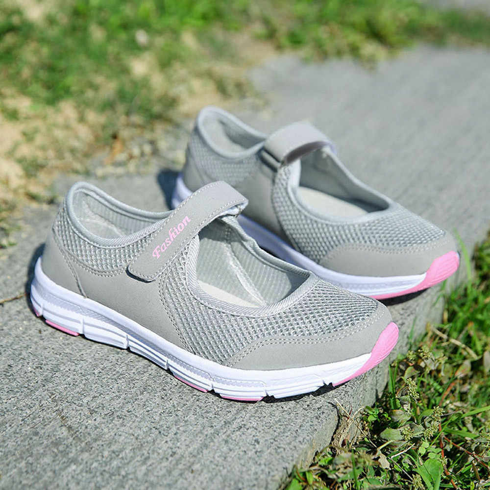 SAGACE รองเท้าผ้าใบรองเท้าผู้หญิงฤดูร้อนรองเท้าฤดูร้อนรองเท้าแตะลื่นกีฬารองเท้าวิ่งรองเท้าผู้หญิง