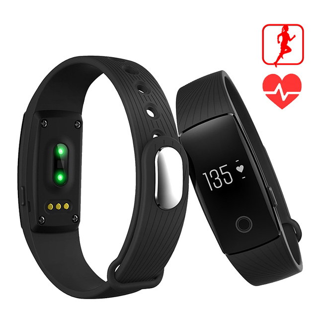ID107 Smart Band ID 107 Bluetooth Smartband Pulsera Activida Heart Rate Sleep Monitor Wristband OLED Smart Bracelet PK Mi Band 2