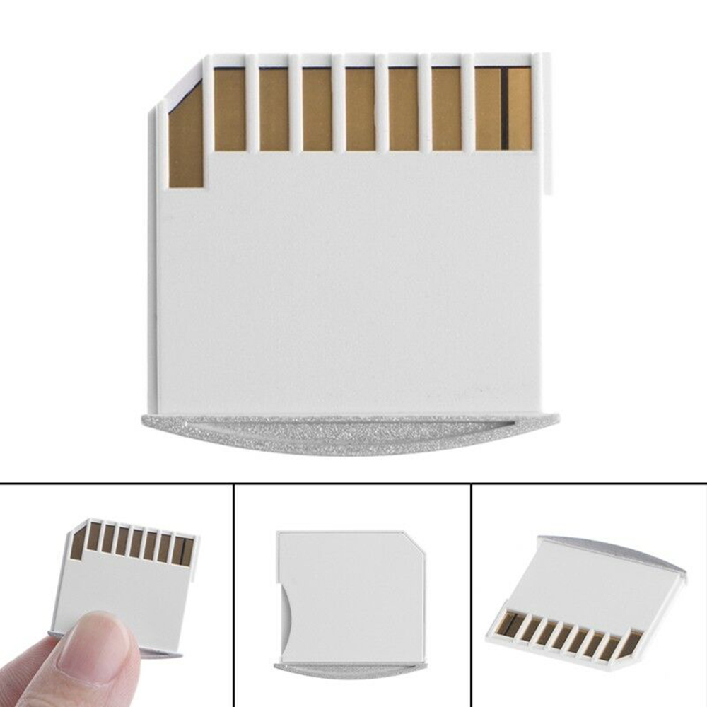 Portable Mini Micro SD TF To SD Card Memory Card Converter Adapter For MacBook Air For MacBook Pro Card Converter