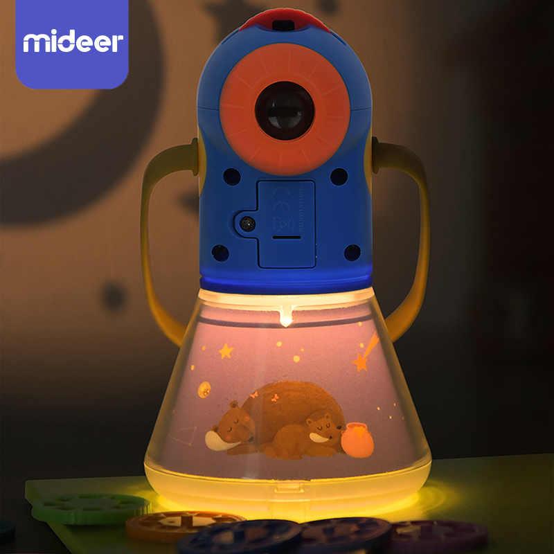 Storybook לפיד מקרן קליידוסקופ ילדים אור עד תינוק צעצועי ילדים חינוכיים צעצועים לילדים אגדות מתנה