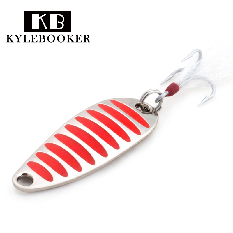 Fishing Lure Spoon 2g 5g 7g 10g 15g 20g Gold/Silver Fishing Bait Spoon Hard Lures Metal Lure