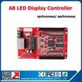 Colorlight двойной режим система A8 sychronous/асинхронного платы управления single двойной полный цвет знак сид платы управления