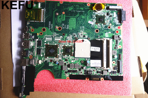 NEW ,509451-001 DAUT1AMB6D0 laptop motherboard Fit For HP DV6 mainboard Professional Wholesale,100% tested work perfect