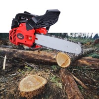 (Ship from EU) 900W 10 Petrol Top Handle Chainsaw 2 stroke AirCooled Gasoline Chain Saw Machine Cutting Wood 25.4CC