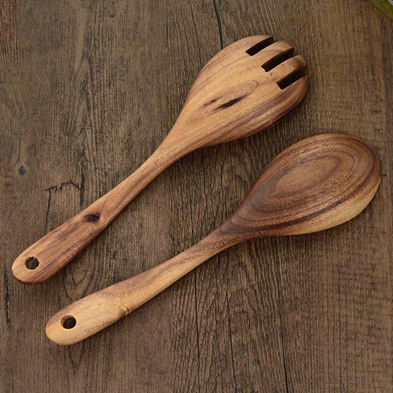 Natural Kitchen Cutlery Set 1