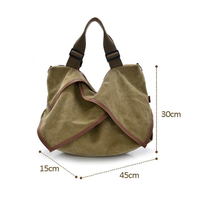 Designer handbags famous brand women bags Canvas Tote crossbody Shoulder Bags Girls Large messenger travel bags Sac A Main