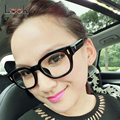 Brand Designer Spectacle Optical oversized Glasses Frame Computer Glasses Big eye glasses frames for women Men Oculos De Grau
