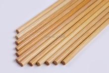 Longbowmaker 12Pcs Wood Shafts For DIY Wood Arrows Spine 35-70 Diameter 8.5mm WS1